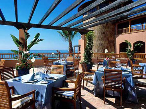 hotel elba estepona terrace