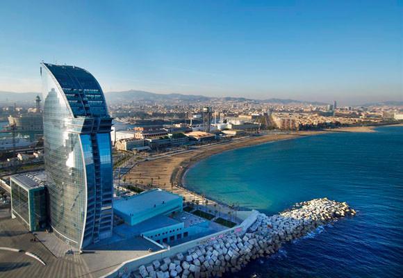 Incentive Groups At W Barcelona E Tb Blog