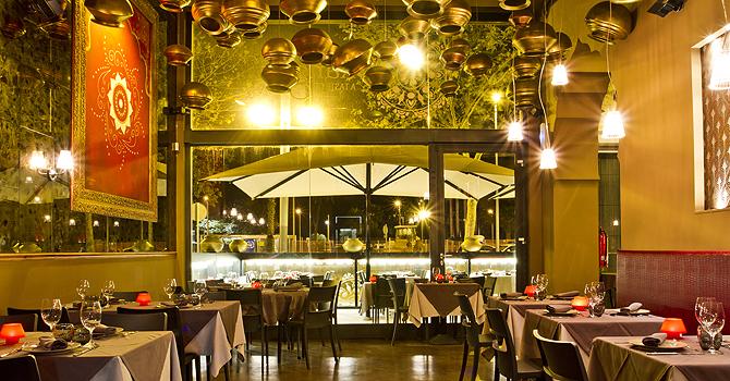 Restaurant Rangoli, Barcelona
