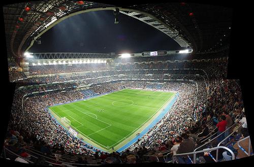 Real Madrid Stadium Santiago Bernabéu