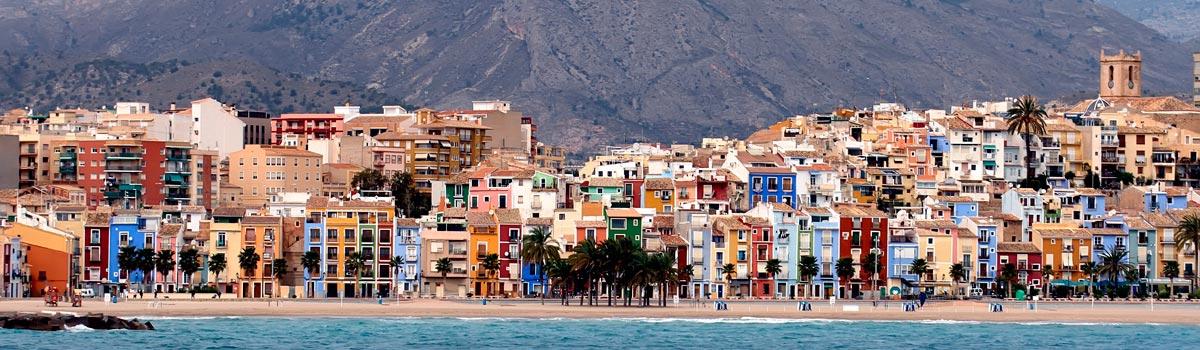 La Vila Joisosa / Villajoyosa (Alicante)